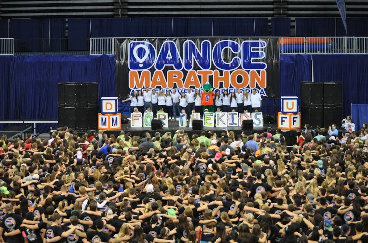 Dance Marathon at UF 2014
