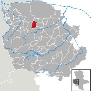 Danstedt - Image: Danstedt in HZ