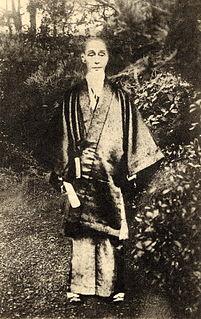 Japanese samurai, writer and historian