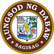Official seal of City of Davao
