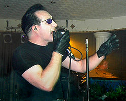 Dave Vanian a The Damned, 2006