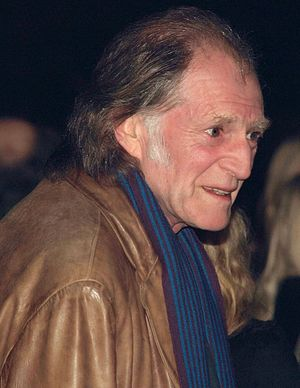David Bradley (actor) - Bradley at the Harry Brown premiere in 2009