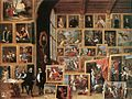 David Teniers (II) - The Gallery of Archduke Leopold in Brussels - WGA22066.jpg