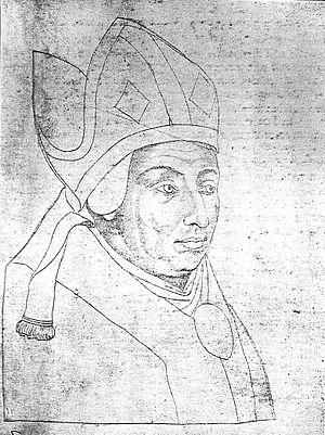 Siege of Deventer (1456) - Bishop David of Burgundy
