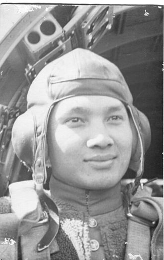 Dawee Chullasapya - Pilot Dawee during World War II