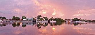 Miranda (state) - Image: Dawn in Puerto Encantado