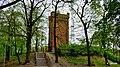 Dawna wieża widokowa w parku. Wieżą została wybudowana w 1902 r. przez miejscowego budowniczego Otto Münchau, według własnego projektu. - panoramio.jpg