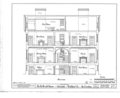 DeBruhl-Marshall House, 1401 Laurel Street, Columbia, Richland County, SC HABS SC,40-COLUM,1- (sheet 10 of 13).png