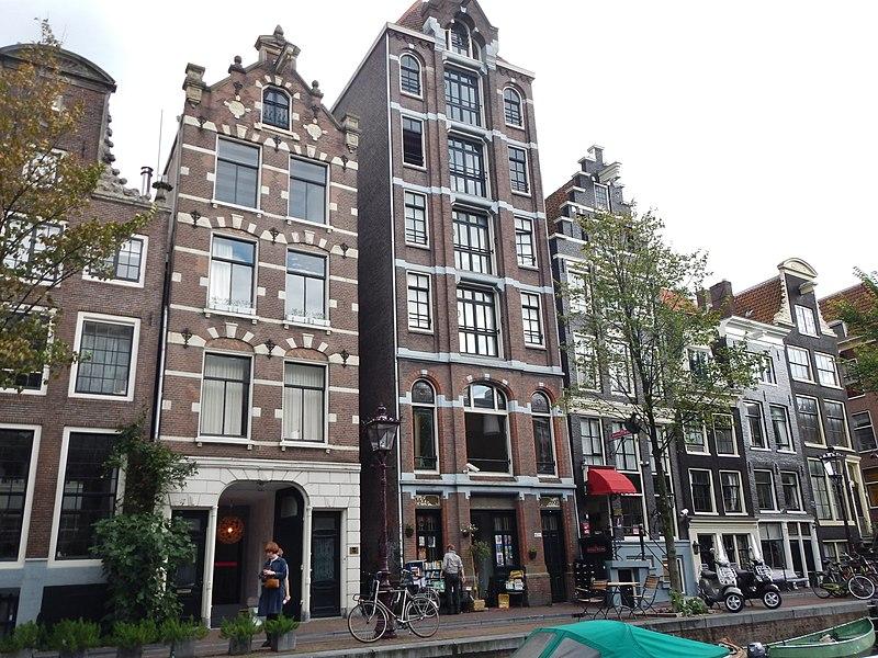 Melhores ruas para compras em Amsterdam