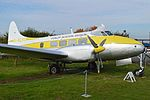 De Havilland DH104 Dove 2 'G-ALVD' (really G-ALCU) (23961497402).jpg