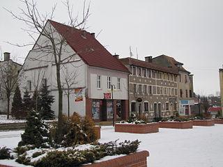 Debrzno Place in Pomeranian Voivodeship, Poland