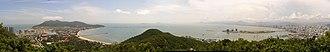 Sanya Bay - Image: Deer Park panoramio