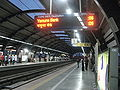 Delhi Metro station Karol bagh signal July 2009.jpg