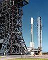 Delta 2914 rocket with Westar satellite.jpg