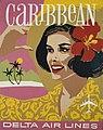 Delta Airlines Caribbean Poster (19291815179).jpg