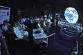 Demonstration - Science On a Sphere Inauguration - Science City - Kolkata 2016-07-01 5497.JPG