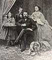 Den danske Hund Christian IX 1861.jpg