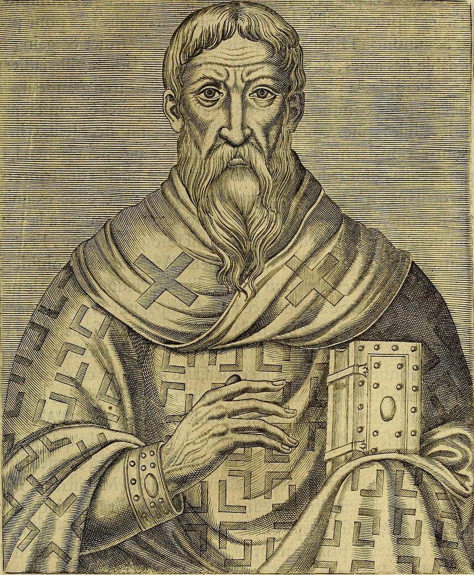 Denis Areopagite
