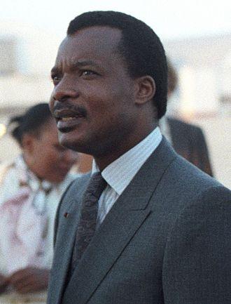 Denis Sassou Nguesso - Denis Sassou Nguesso in 1986.