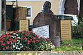 Denkmal für den österreichischen k.k. Major Josef Eisenstecken am Grieser Platz in Bozen Südtirol.JPG