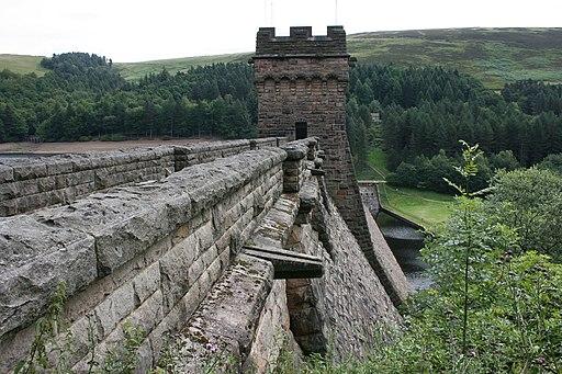 Derwent dam - panoramio