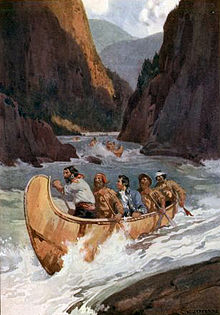 Descent of Fraser River 1808.jpg