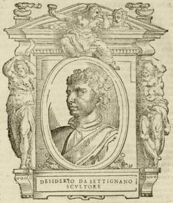 Desiderio da Settignano (Vasari, Vite 1568 p416).png