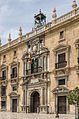 Detail facade Real Chancilleria Granada Spain.jpg