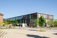 Detmolder Schule Fã¼R Architektur Und Innenarchitektur | Hochschule Ostwestfalen Lippe Wikipedia