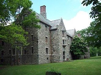 Deveaux School Historic District - Deveaux School Historic District, Schoellkopf Hall (1929), June 2009