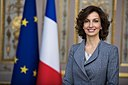 Audrey Azoulay: Alter & Geburtstag