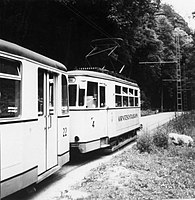 Die Kirnitzschtalbahn , July 1992 (3907113601).jpg