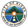 Official seal of Digos City