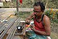 Dilip Das Solders Silver Rolo Chain - Halalpur Krishnapur - Nadia 2016-01-17 8854.JPG