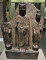 Dinastia eastern wei, da prov di heian, steve votiva buddista, 544.JPG