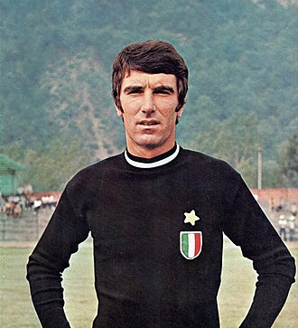 Dino Zoff - Zoff with Juventus in 1972