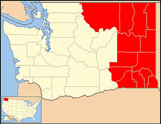 Roman Catholic Diocese of Spokane - Image: Diocese of Spokane