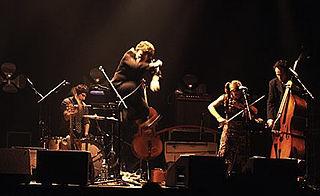 Le groupe au splendid de Lille (mars 2003)