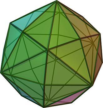 Uniform polyhedron - Image: Disdyakisdodecahedro n