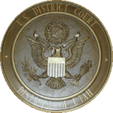 Seal of the United States District Court for the District of Utah