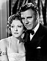 Dodson promotional photo - Walter Huston and Ruth Chatterton.jpg