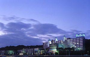 Kitahiroshima, Hokkaido - Dohto University