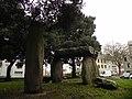 Dolmen des Trois Pierres, Saint-Nazaire - Rear View 01.JPG
