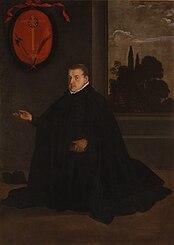 Don Cristóbal Suárez de Ribera