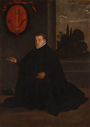 Don Cristóbal Suárez de Ribera, by Diego Velázquez.jpg