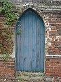 Door, Pump Lane - geograph.org.uk - 1262806.jpg