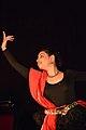 Dorothy Bhattacharya Dancing With Rabindra Sangeet - Sriniketan - Birbhum - 2017-10-21 5128.JPG