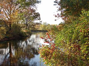 Millbury, Massachusetts - Dorothy Pond, Millbury, Massachusetts