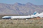Douglas DC8-73AF 'N603AL' and Boeing 727-227(F) 'N491FE' (27252286083).jpg