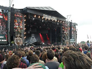 Download Festival English music festival